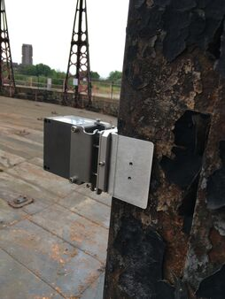 Pc Monitoring London Gasholder Kings Park Road Equipment 3
