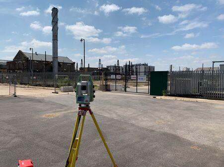 Pc Monitoring London Gasholder Kings Park Road Equipment 2