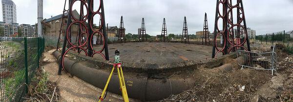 Pc Monitoring London Gasholder Kings Park Road Equipment 5