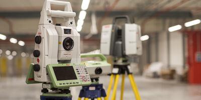 Property Industrial Floor Flatness Equipment