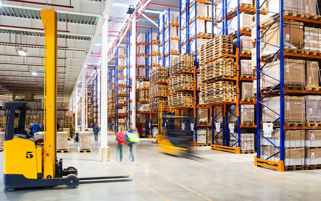Property Industrial Floor Flatness Generic Shutterstock 454264585