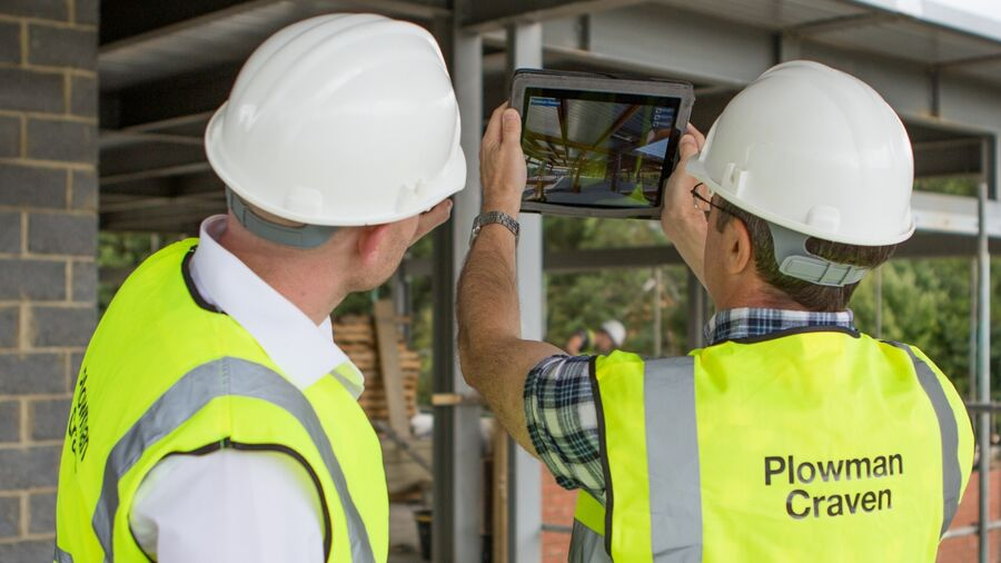 Construction Verification ensures built accuracy vs design