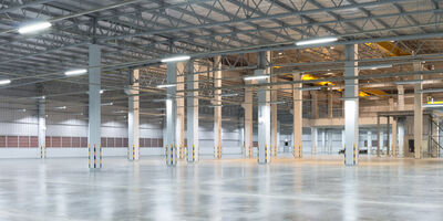 Generic Warehouse Floor Logistics Warehouse 7 I Stock