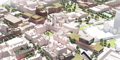 The University of Liverpool Masterplan