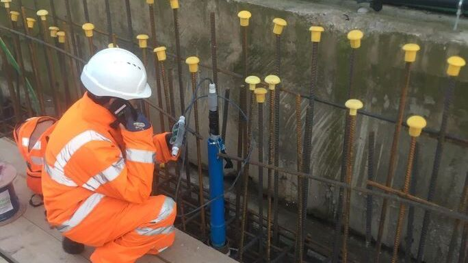 Geotechnical Monitoring 8