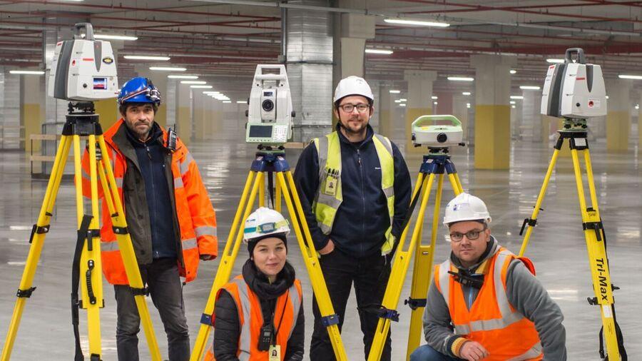 Plowman Craven's expert teams work across Europe