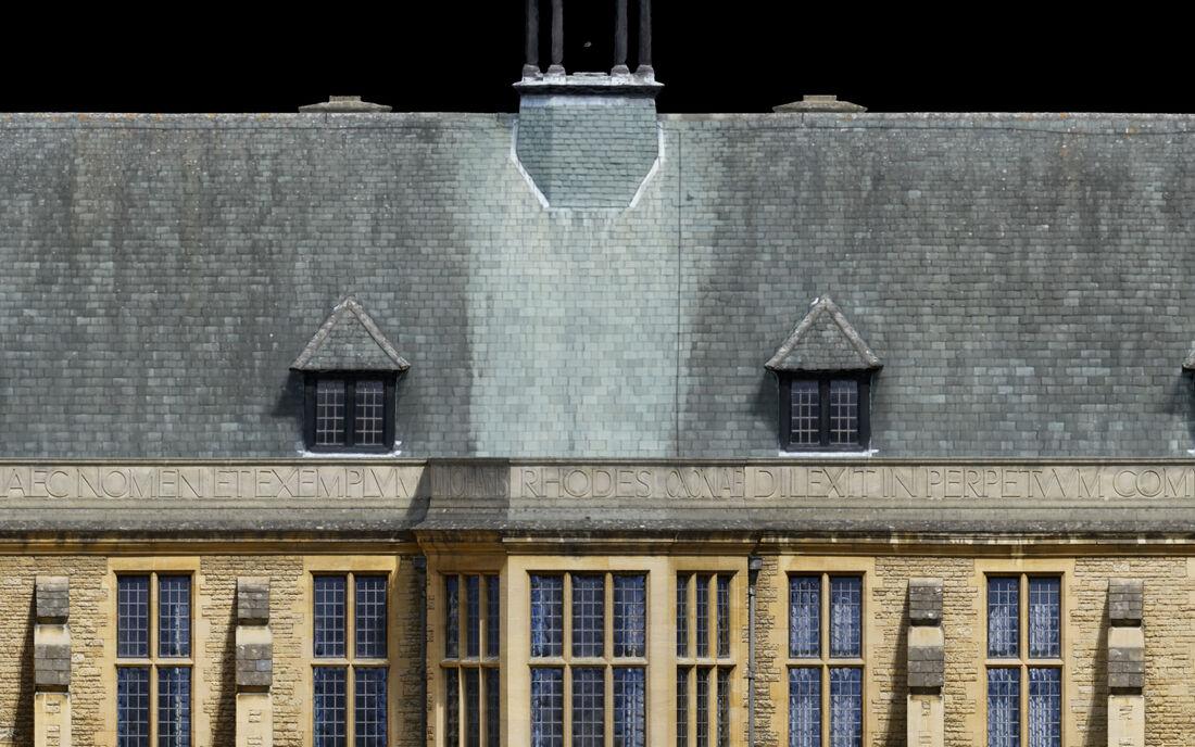 Plowman Craven Rhodes House Bim Orthophoto Survey 1
