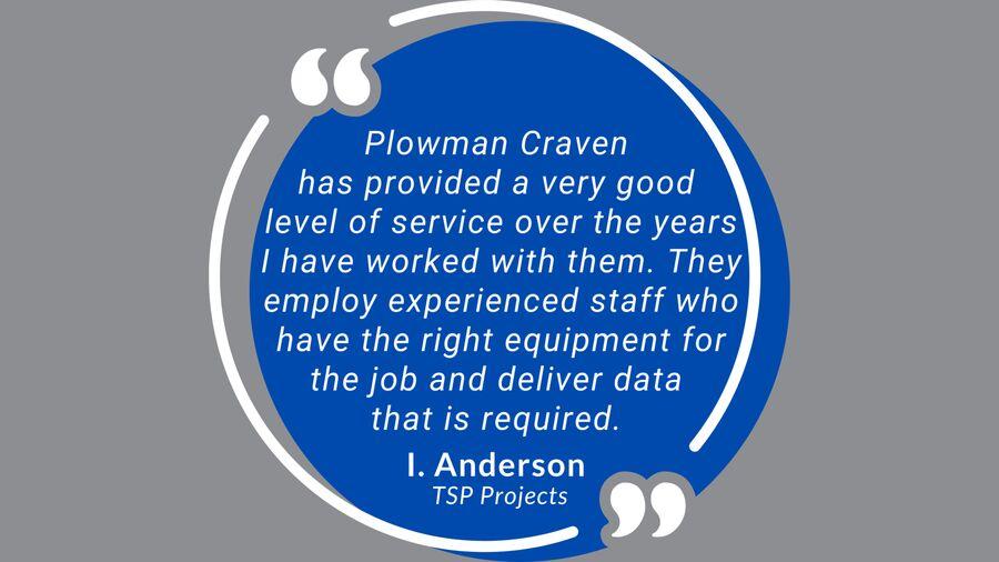 I Anderson Tsp Plowman Craven Testimonial