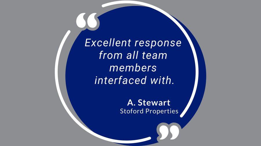 A Stewart Stoford Properties Testimonial