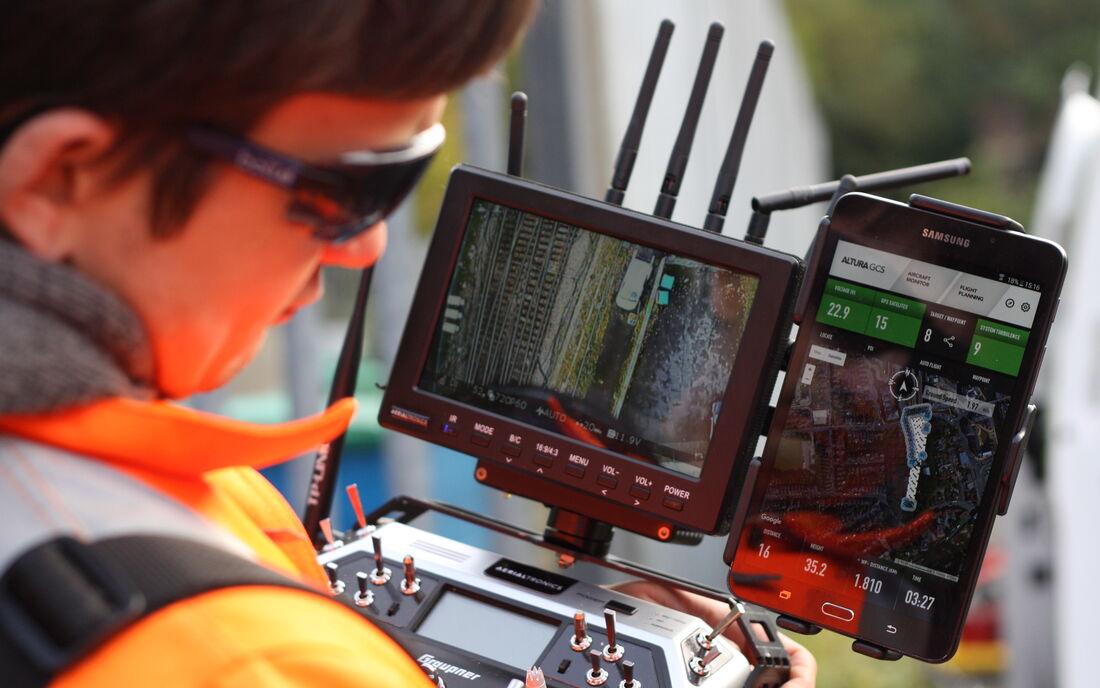 UAV Vogel Generic Pilot
