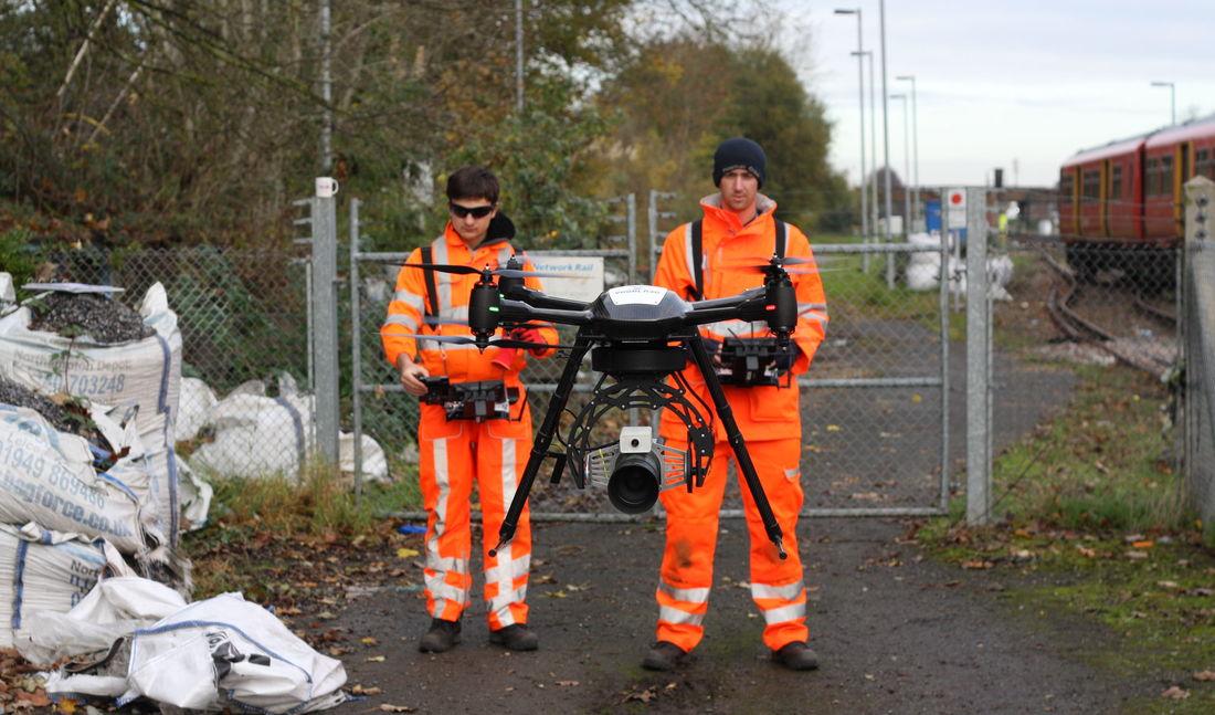 UAV Vogel Generic Take Off Pilots