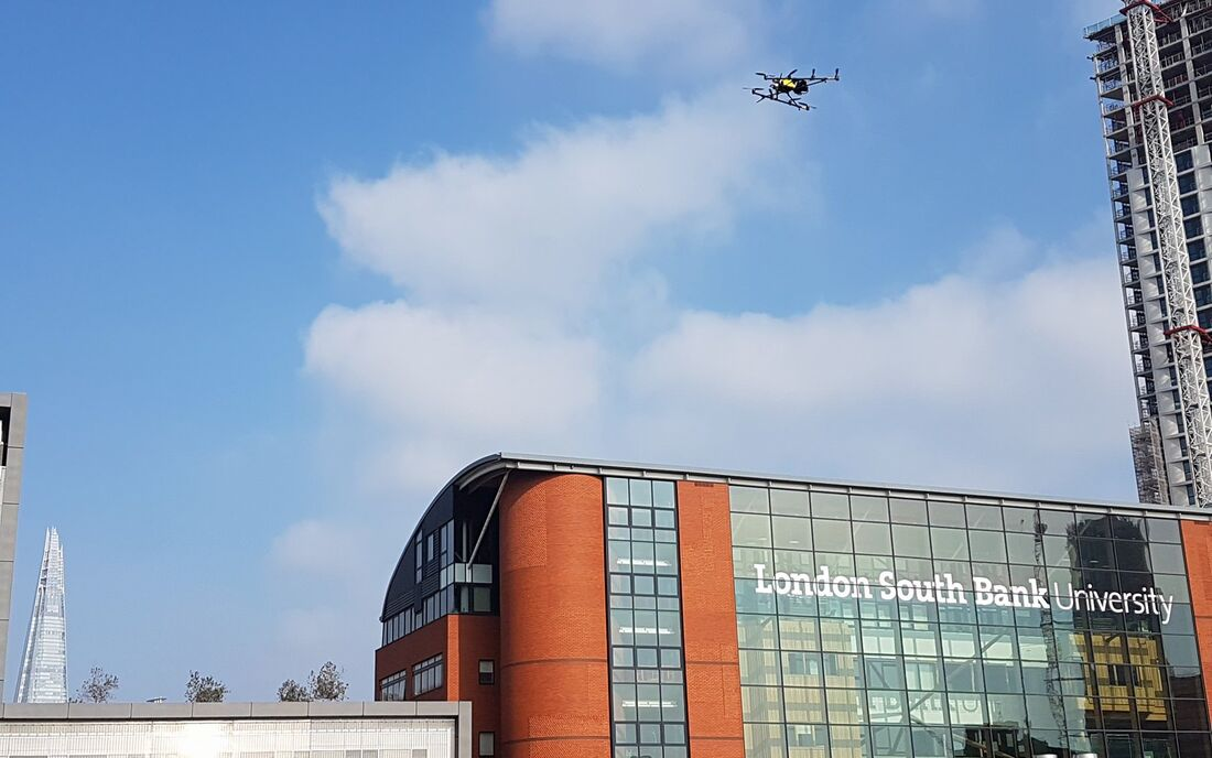 Uav Generic Flying Lsbu London