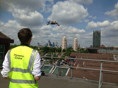 UAV Generic Pilot Flying London