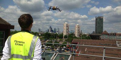 UAV Generic Pilot Flying London