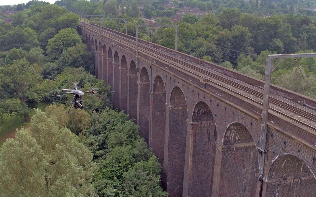 UAV Rail & Infrastructure