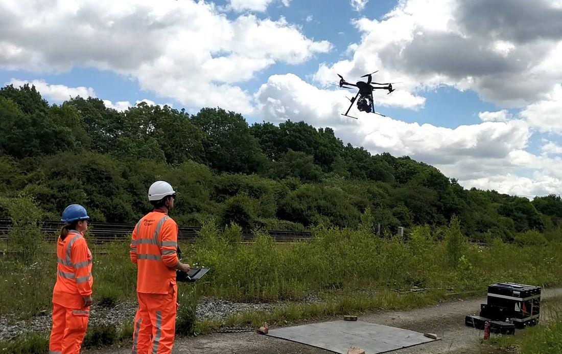 UAV Vogel Landing