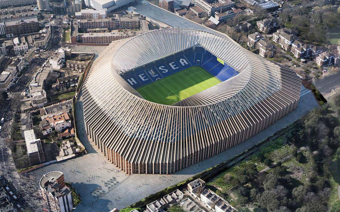 Property Chelsea Fc Stadium Proposed