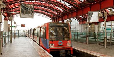 Rail Docklands Light Railway