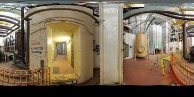 Infrastructure Hunterston Nuclear Laser Scanning 2