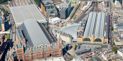 Property Kings Cross Aerial