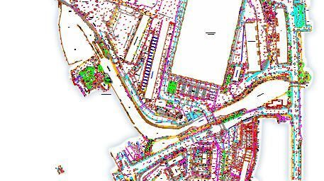 Kings Cross 3D Topographical Survey