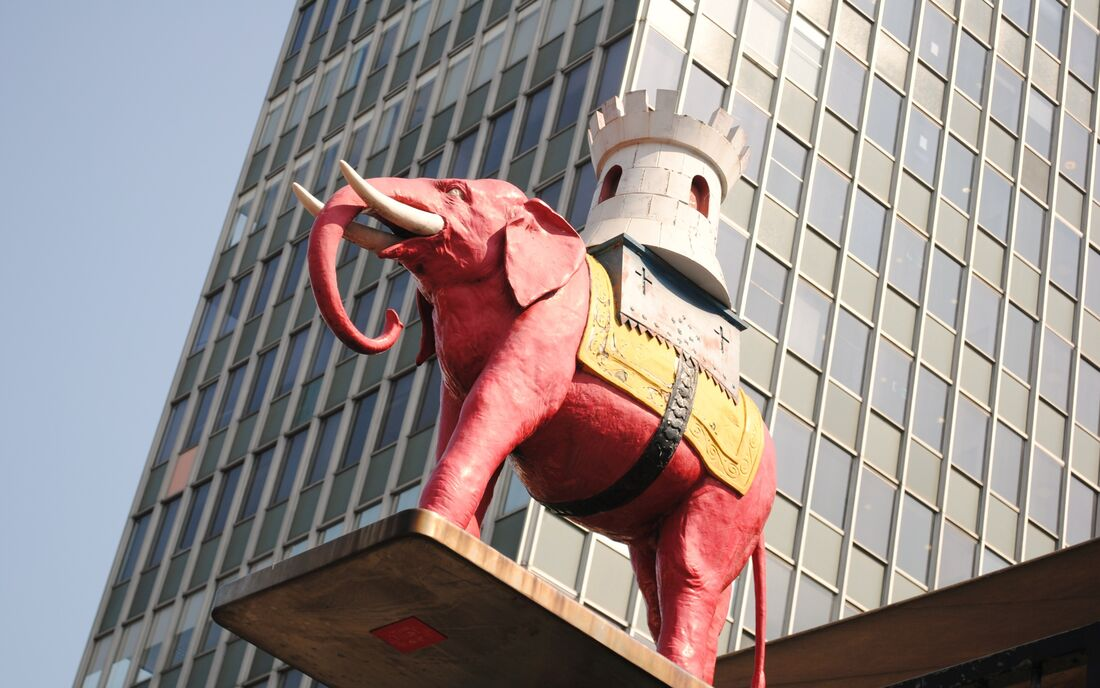 Property Elephant and Castle