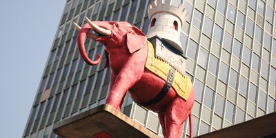 Photo of Elephant and Castle