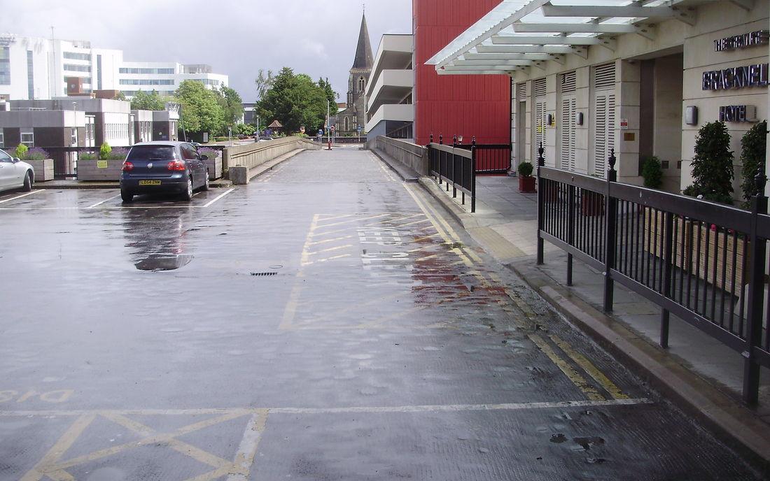 Property Bracknell External