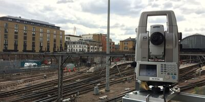 PC Monitoring at Kings Cross