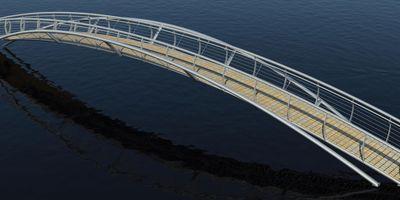 Infrastructure Jubilee Bridge Render