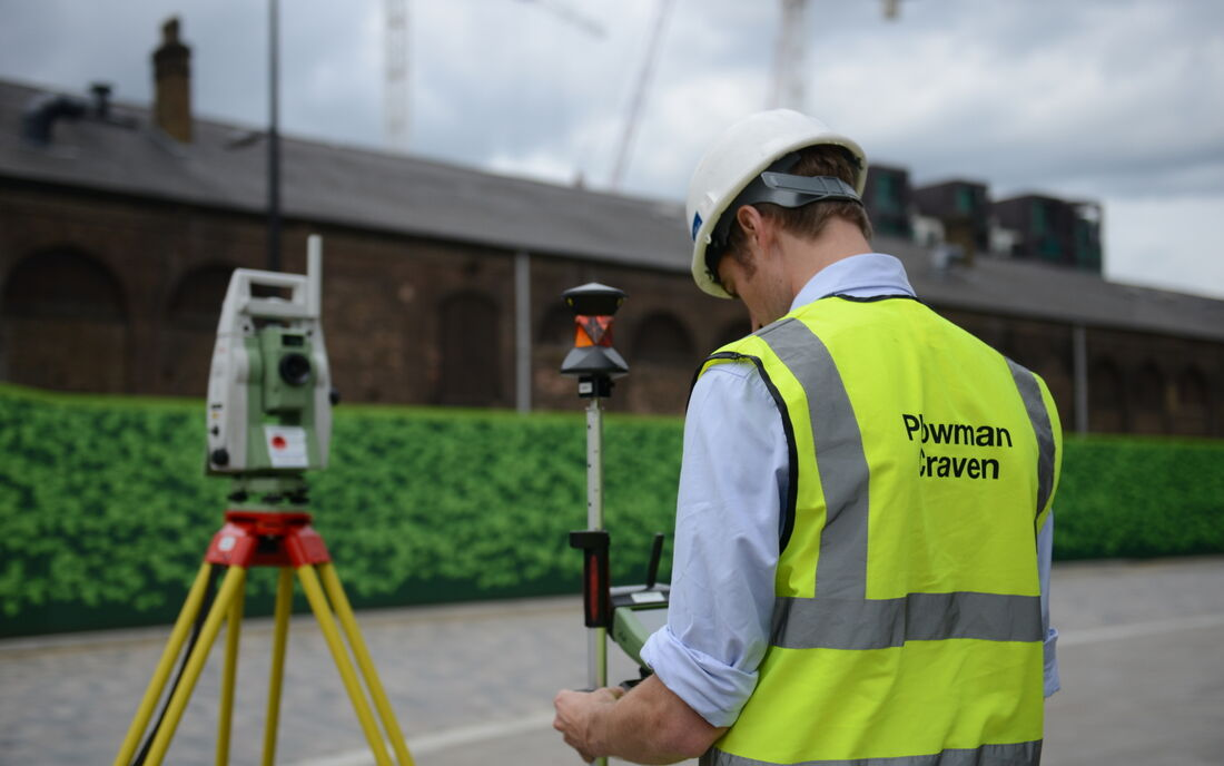 Property Generic Staff Surveying Equipment London 2