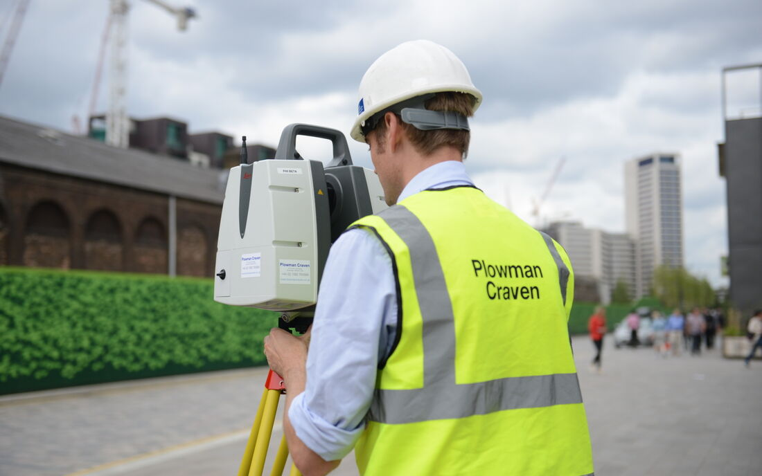 Property Generic Staff Surveying Equipment London
