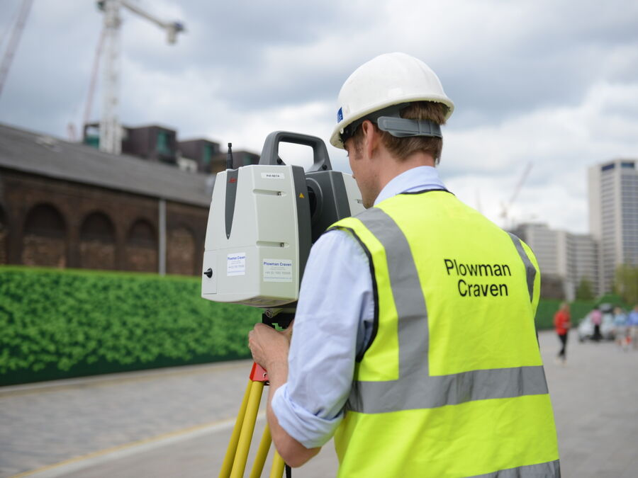 Property Generic Staff Surveying Equipment London