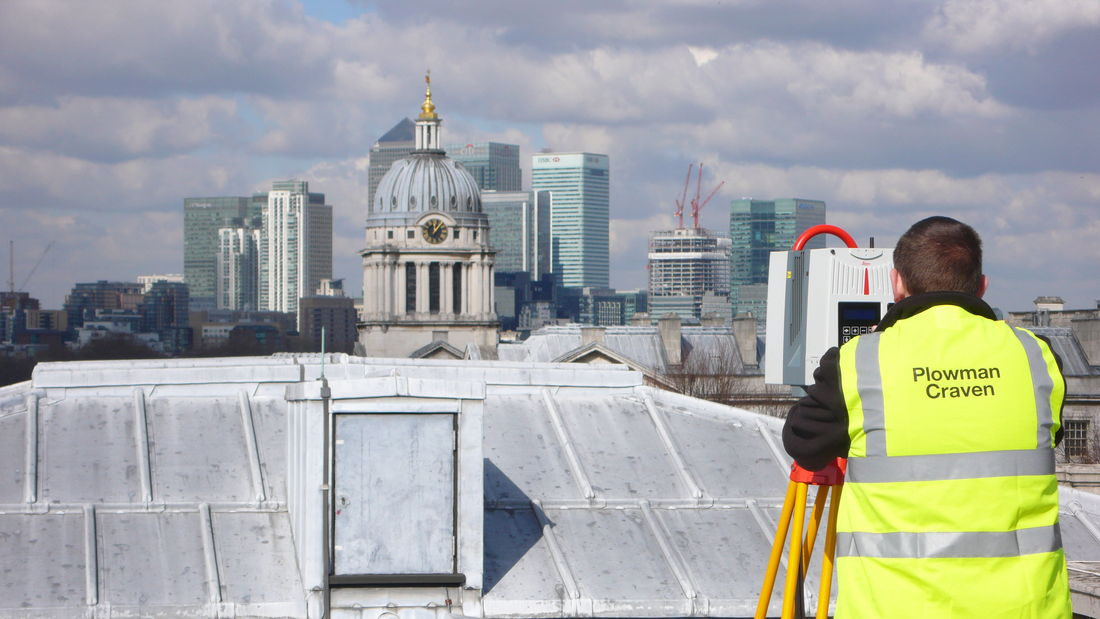 Property Generic Staff Equipment London Rooftop