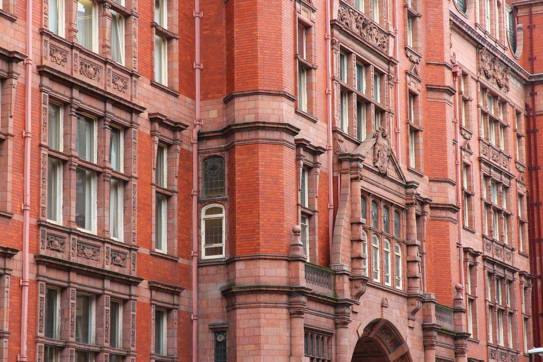 Property Generic London Building Facades I Stock 90279049