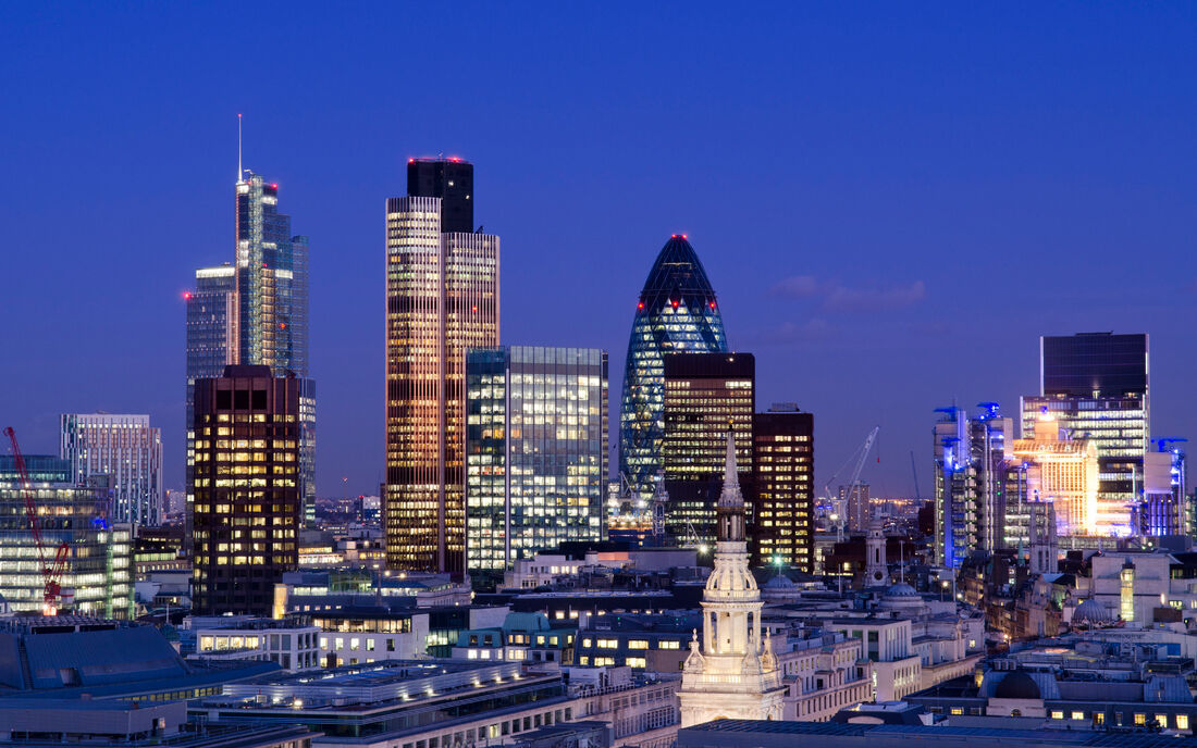 Property Generic London Skyline I Stock 000019154873 Large