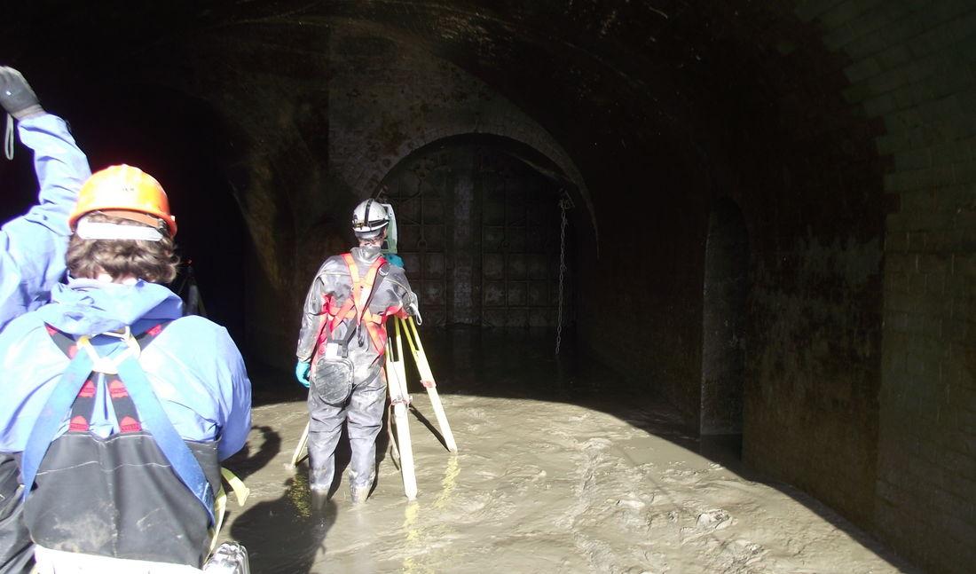 Utilities Line Level Sewer Staff Equipment 2