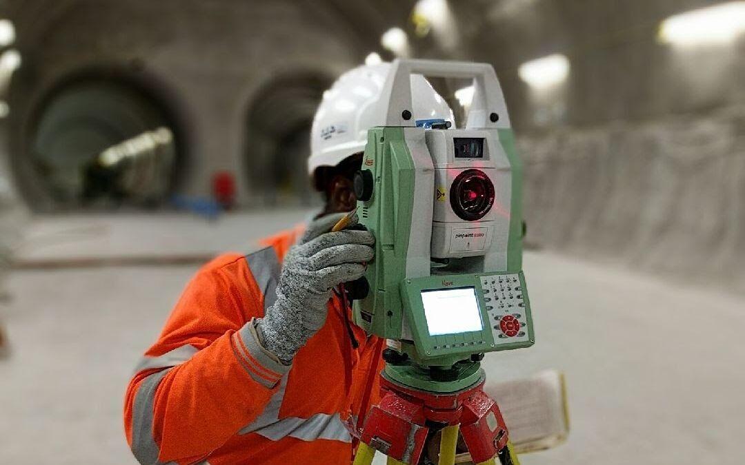 Rail Infrastructure Underground Generic Tunnel Staff Equipment