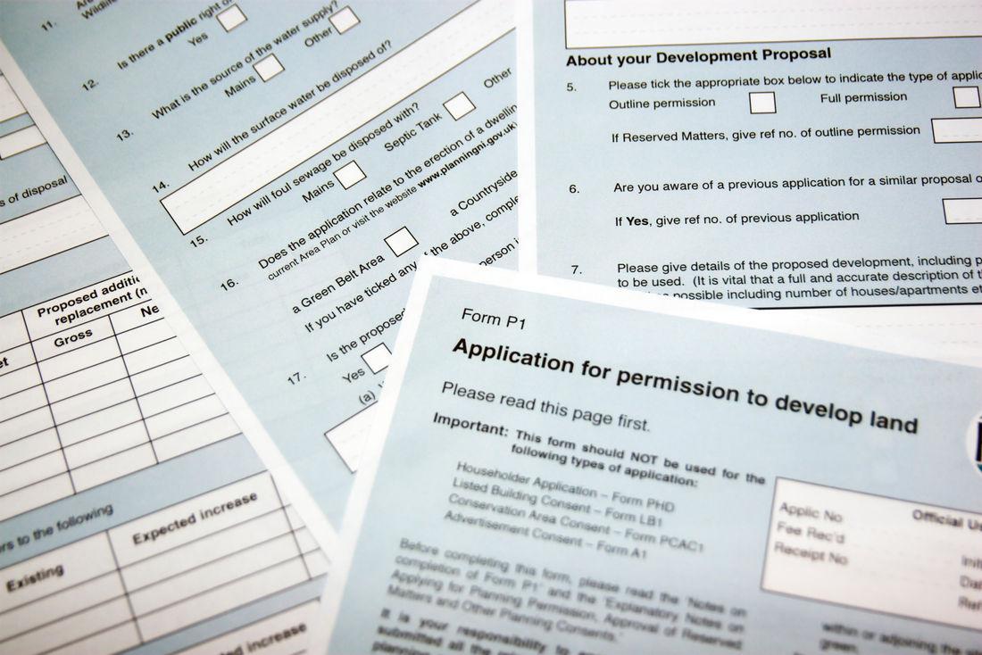 Property Enviro Planning Consent