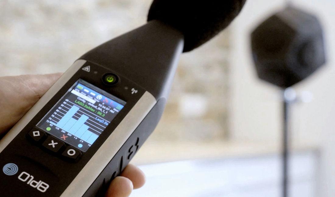 Property Enviro Noise Monitoring Equipment