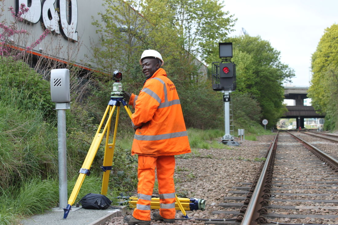 Rail Generic Staff Equipment Track Measurement