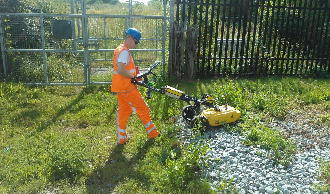 Infrastructure Underground Utilities Staff Equipment