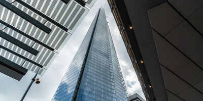 Property London Skyscape Generic Office iStock 545456008
