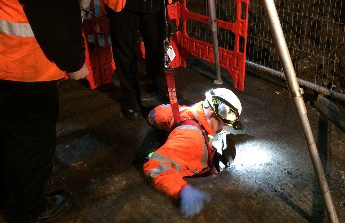 Utilities Underground Staff 2