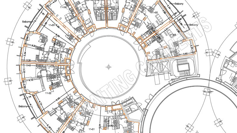 Property Kings Cross Gasholder Area Plan