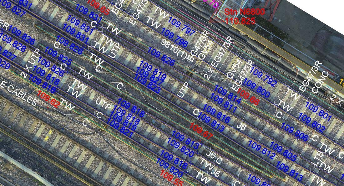 Uav Vogel Track Strings Alignment