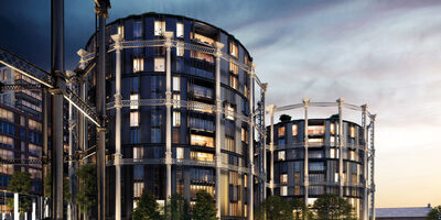 Property Kings Cross Gasholder Generic