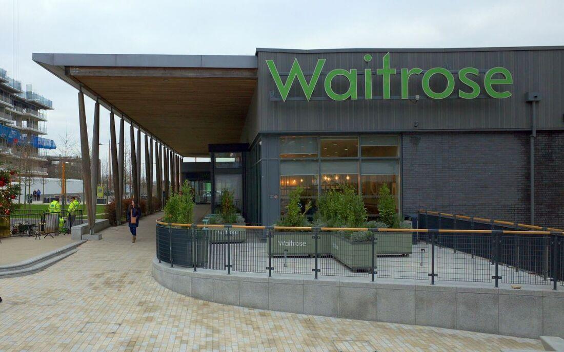 Waitrose Retail Store 2