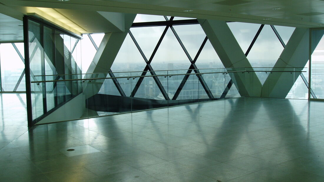 Property Gherkin London Internal