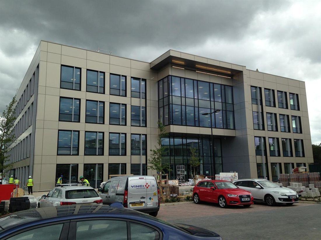 Property Office Cambridge Exterior